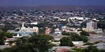 Hargeisa, capital city of Somaliland -- after the reconstruction